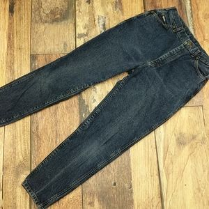 Lee Riders Vintage Denim Blue Jeans Size 14